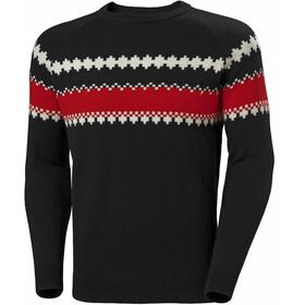Helly Hansen Wool Knit Sweater Hombre, negro